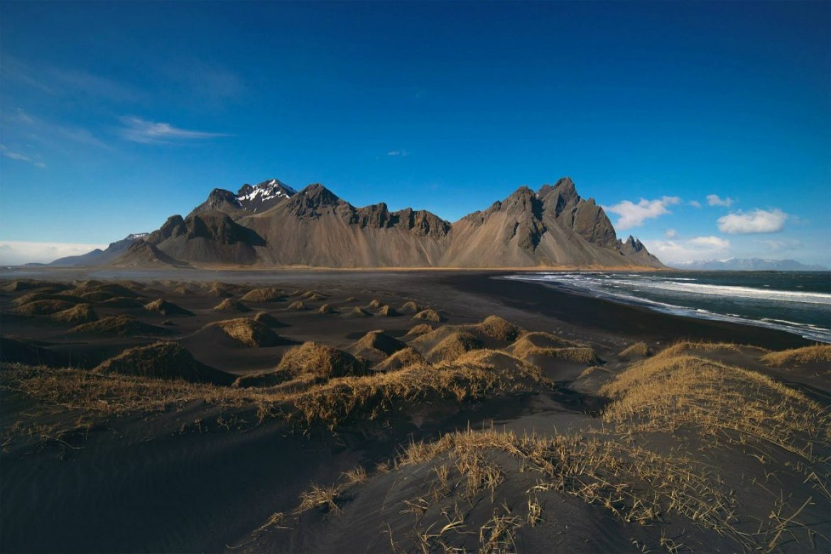 Iceland & the magic non-nothern light