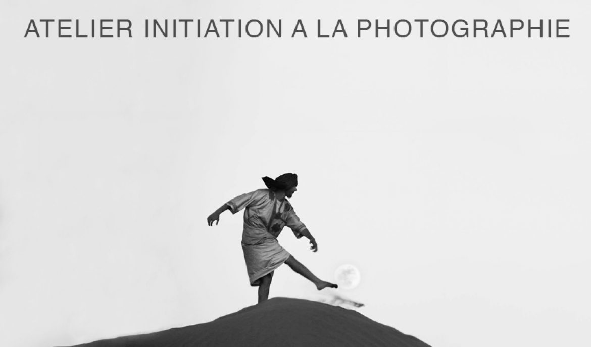 Initiation à la photographie