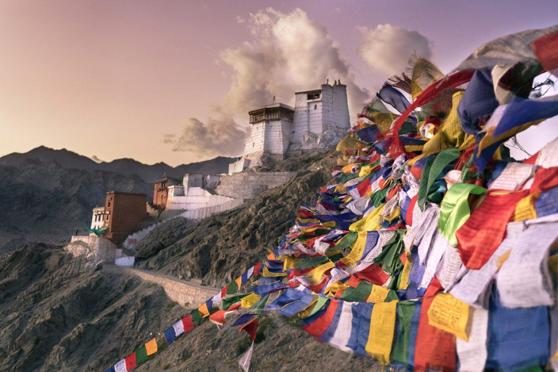 Ladakh : Finding Buddha