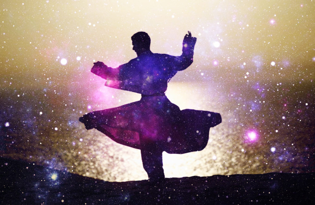 Dance in the middle of the fighting  – Rumi